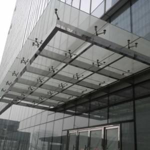 北京钢结构雨棚的技术要求